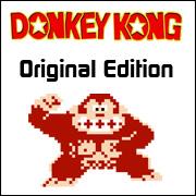 donkey kong original edition online