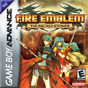 Fire Emblem: The Sacred Stones box