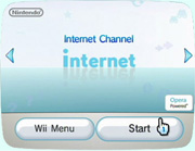 Internet Channel box