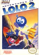 Adventures of Lolo 2 box