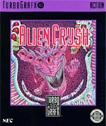 Alien Crush box