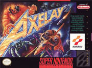 Axelay box